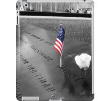 911 Memorial iPad Case/Skin