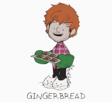 Gingerbread One Piece - Long Sleeve
