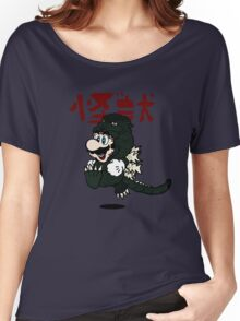 KAIJU SUIT Women's Relaxed Fit T-Shirt