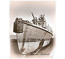 Tacoma Fireboat 1 Poster