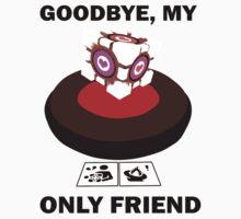 Goodbye, my only friend... by Laylaverse