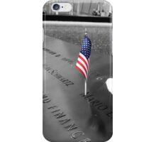 911 Memorial iPhone Case/Skin