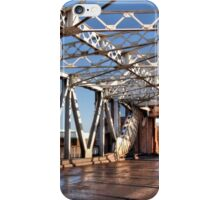 Sutton Bridge, Hull iPhone Case/Skin