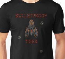Bulletproof Tiger Unisex T-Shirt