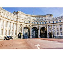 Admirality Arch Photographic Print