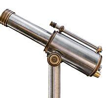 Vintage Telescope by mrdoomits