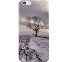 Cold and Lonely iPhone Case/Skin