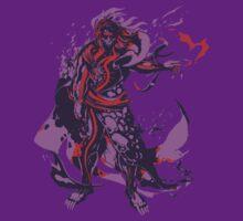Minimalist Hades by 4xUlt