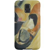 Still life Realistic painted Shoes Samsung Galaxy Case/Skin