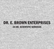 DR. E. Brown Enterprises 24 hour scientific services Kids Clothes