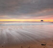 North Berwick West Bay #2 by bluefinart