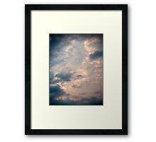 Clouds Fantasticus Framed Print