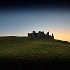 Carreg Cennen Castle by ffotoCymru