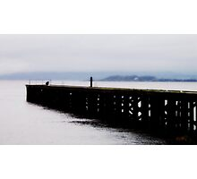 River Clyde - Port Glasgow Photographic Print