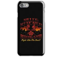 Hell's Kitchen Boxing Gym iPhone Case/Skin
