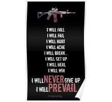 I Will Prevail Poster