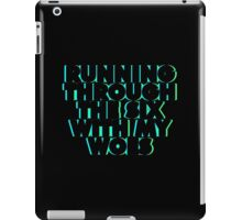 WithMyWoes (Bold) iPad Case/Skin