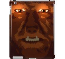 The Wolfman 1941 alternative movie poster iPad Case/Skin