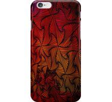 Crazy Triangle iPhone Case/Skin