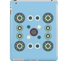 Zen Stars and Flowers iPad Case/Skin