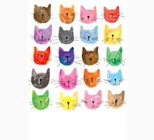 Colourful Kitties Unisex T-Shirt