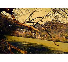 Rural Land Photographic Print