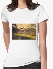 Rural Land Womens Fitted T-Shirt