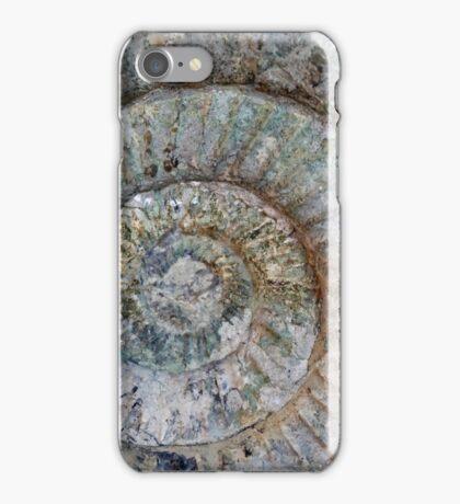 Ammonite iPhone Case/Skin