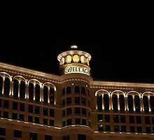 Bellagio Night by Paul Maher