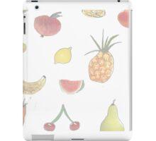 Pale Fruit iPad Case/Skin