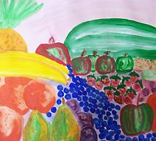 Summer Fruits by Alison Pearce