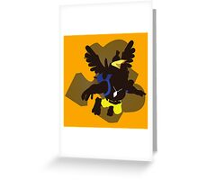Banjo and Kazooie - Sunset Shores Greeting Card