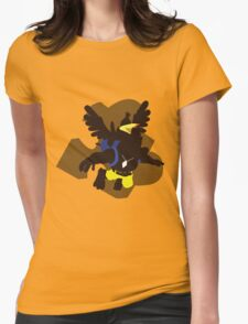 Banjo and Kazooie - Sunset Shores Womens Fitted T-Shirt