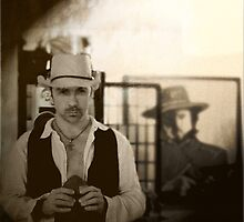 Josey Wales - Self Portrait by RobertCharles