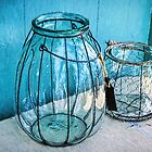Glassware ~ Impressions by Susie Peek