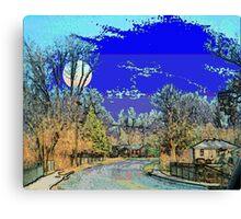 Appomattox Evening Canvas Print