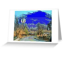 Appomattox Evening Greeting Card