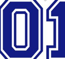 2011 Sticker