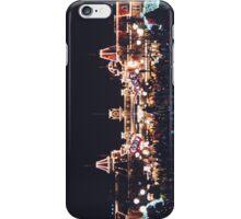 Christmas on Main Street iPhone Case/Skin
