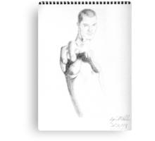 Reach 3 Canvas Print