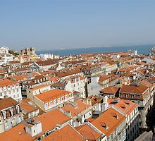 Portuguese saudade  by David Roberts