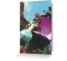 Ariel - Festival of Fantasy Greeting Card