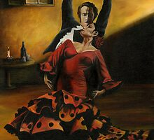 Flamenco Dancers by CaptiveArts