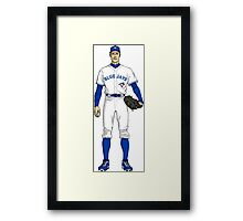 Blue Jays Guy Framed Print