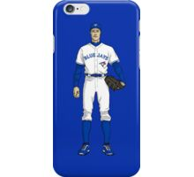 Blue Jays Guy iPhone Case/Skin