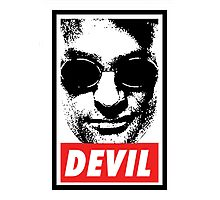 Obey - Daredevil Photographic Print