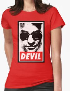 Obey - Daredevil Womens Fitted T-Shirt
