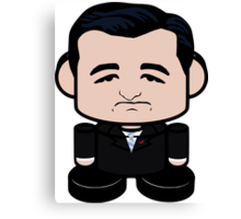 Ted Cruz Politico'bot 1.0 Canvas Print