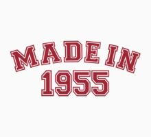 Made in 1955 One Piece - Short Sleeve