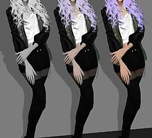 IMVU Avatar Two by Kriz Smith